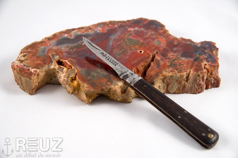 vieux couteau véritable pradel collection brok